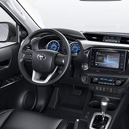 Toyota Hilux Indestructible Depuis 1968
