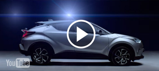Toyota C Hr New Cars Toyota Uk