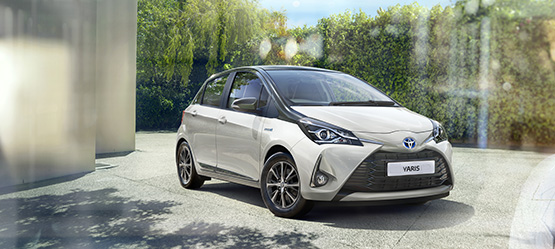 192 Yaris petrol from €15,950 or from €145 per month**