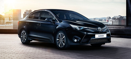 Toyota launches 2015 Avensis