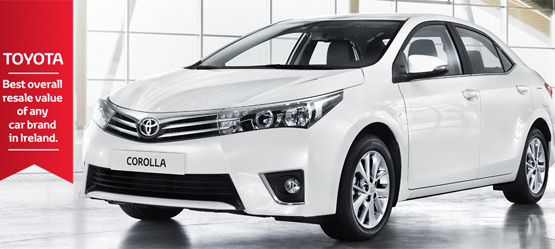 Toyota No 1 for Resale Value