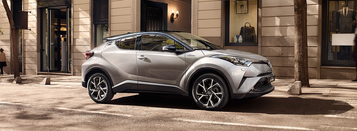 Toyota Ireland announces pricing for its game changing dynamic 5-door C-SUV the Toyota C-HR