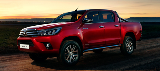 Introducing the All-New 2016 Toyota Hilux