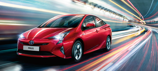 Prius now with 3 Years Free Servicing or up to €3,500 Scrappage