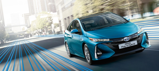 Prius Plug-in Hybrid is 2017 World Green Car