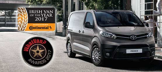 Proace with up to €4,000 Scrappage or APR from 1.9%