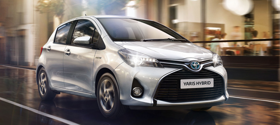 Toyota Yaris Hybrid scores in the 2016 Which? Car Survey