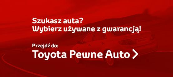 Toyota Pewne Auto