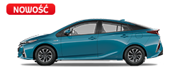 Nowy Prius Plug-in