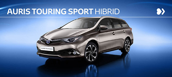 Auris Touring Sports Hibrid