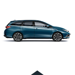 Auris Touring Sports konfigurieren
