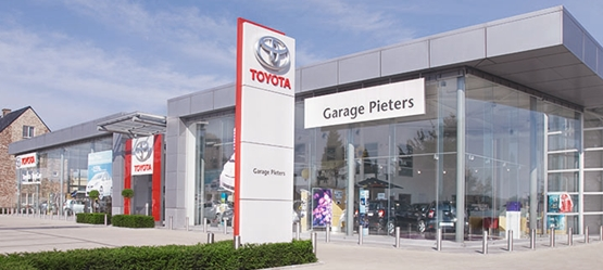 Toyota BusinessPlus Centers – Pieters Stekene