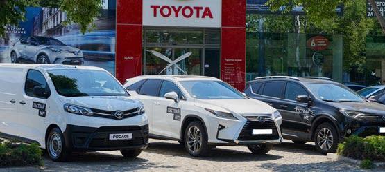 Toyota България   Употребявани върнати от лизинг автомобили