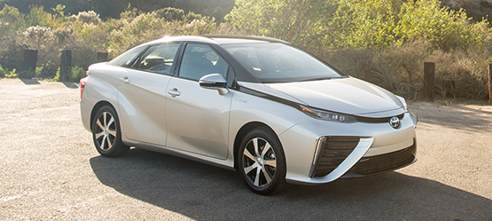 The Toyota Mirai: Making a start for the better