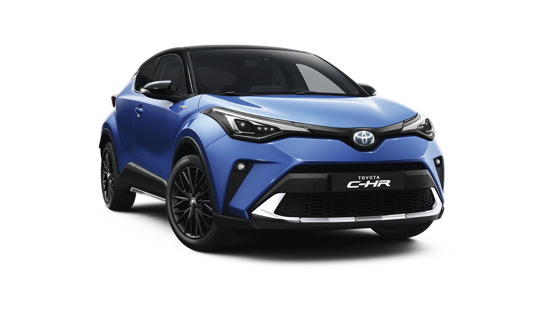 Toyota Chr Hybrid >> Toyota C Hr