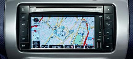 toyota yaris 2018 navigation system