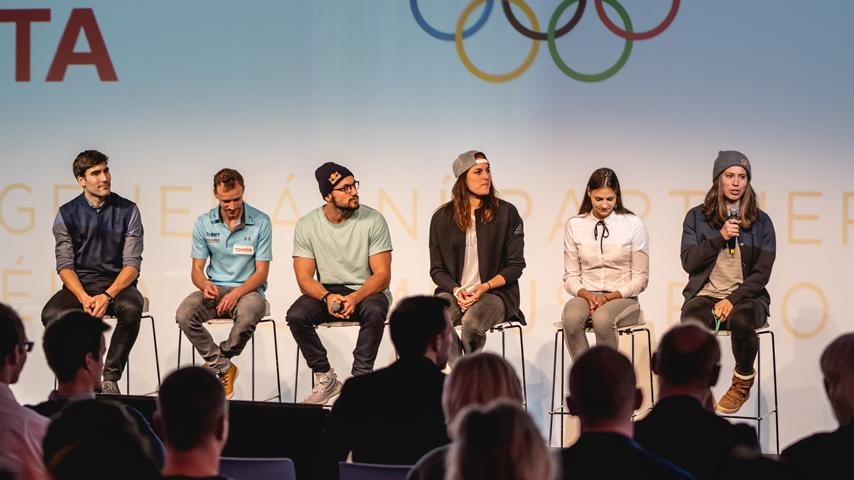 do olympijských sportovců připojitpof seznamovací kampaň