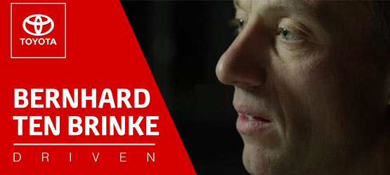 Driven Bernhard ten Brinke