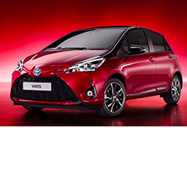 Toyota Yaris 220 Bersicht Highlights Hybrid