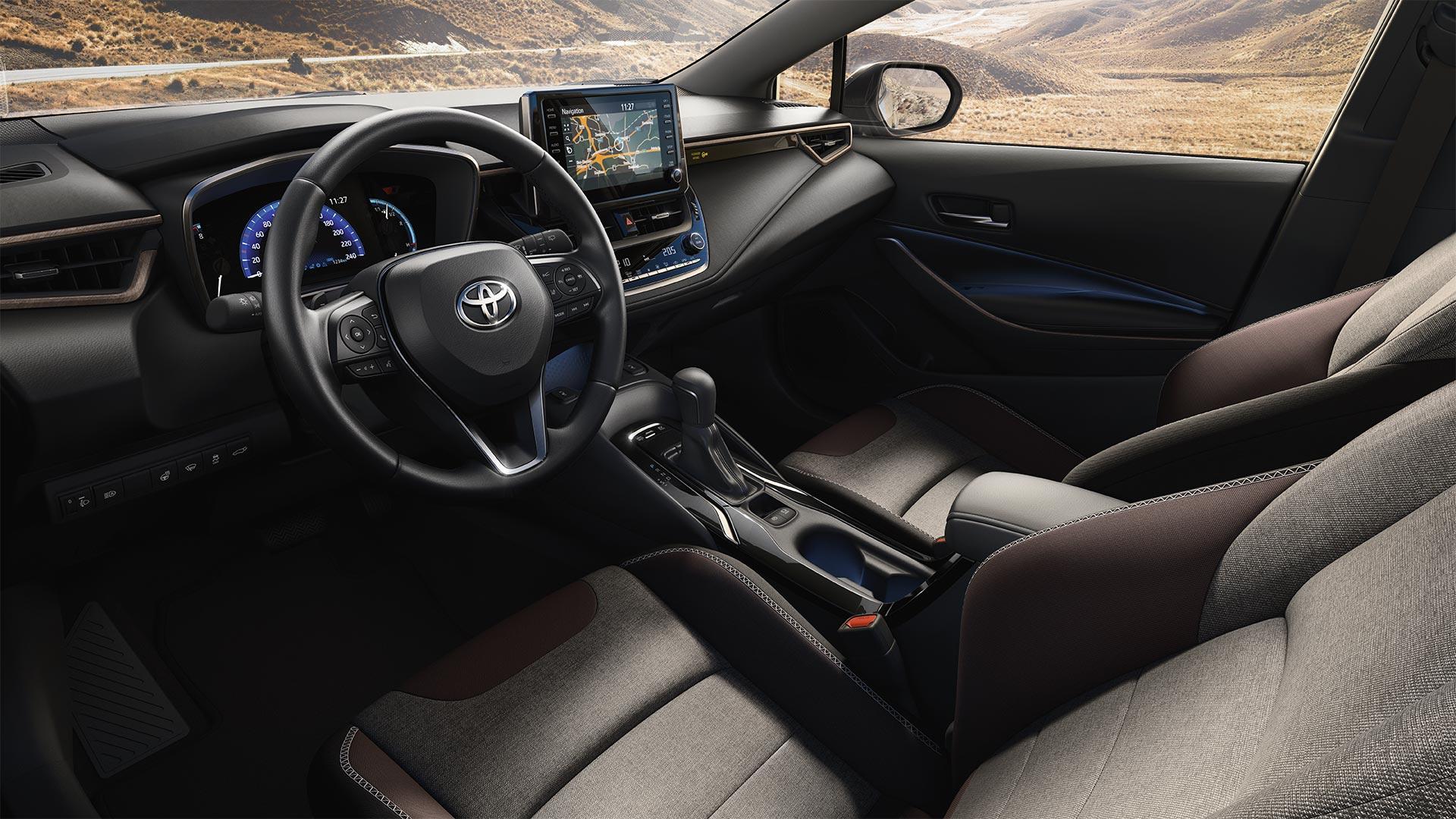 2020 Toyota Avensis Interior