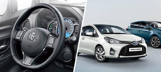 Toyota BusinessPlus - hybridbiler til din virksomhed