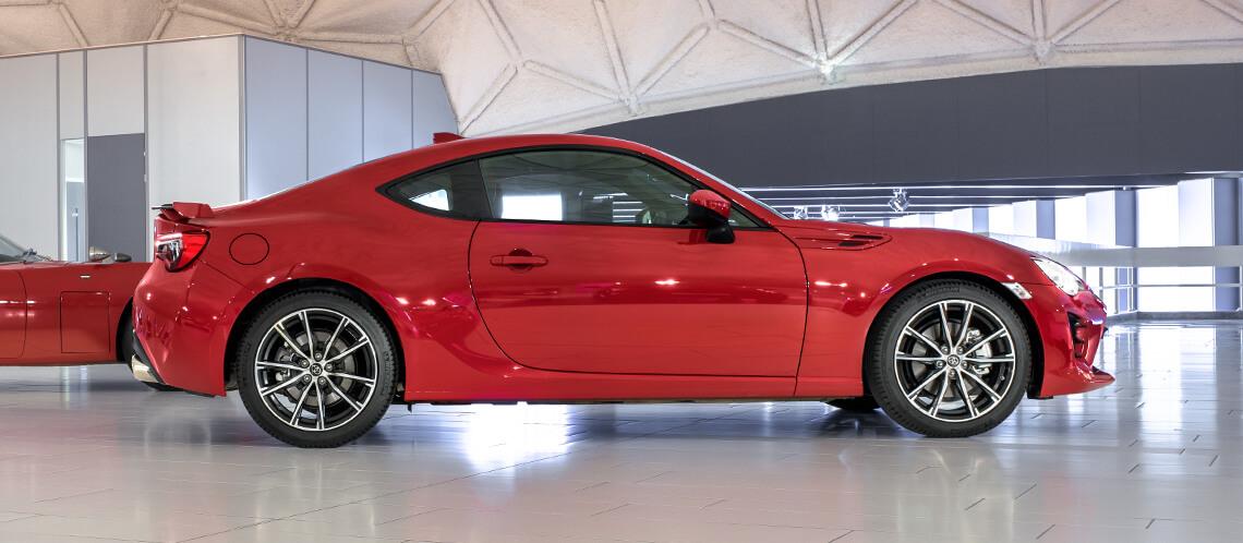 Gt86 historia de los deportivos toyota for Placer motors used cars