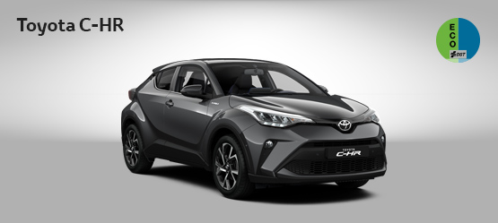 "<strong>Toyota C-HR 125H Advance por <span style=""color: #e50000; font-size: 2.4rem;line-height: 2.4rem;"">200€</span> al mes*</strong>"