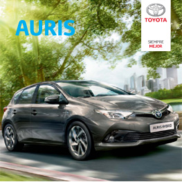 Catálogo de Auris Touring Sports