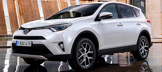 Como regular los faros LED del RAV4