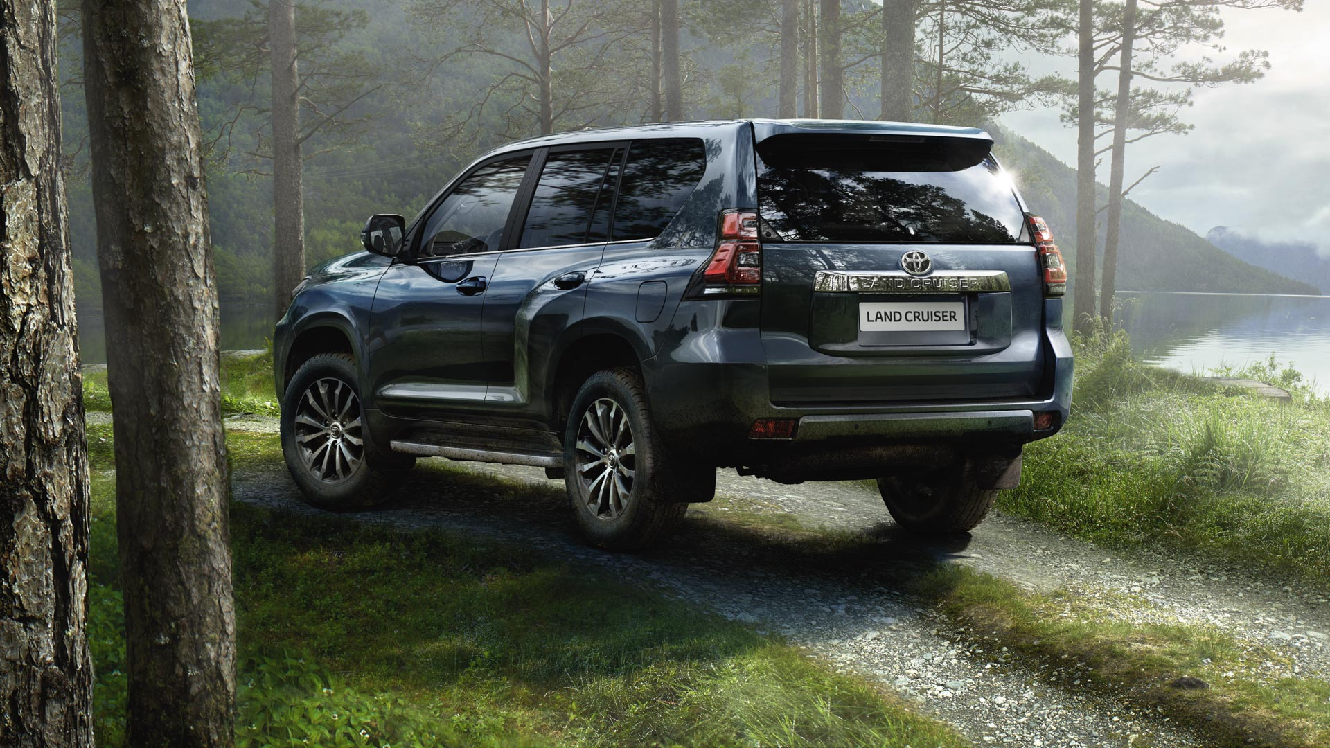 2020 Toyota Land Cruiser New Concept