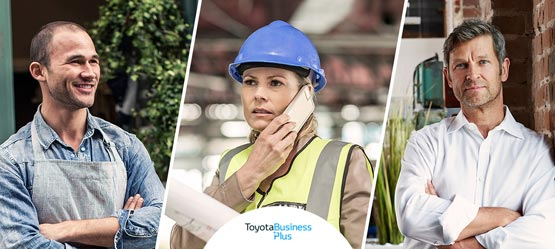 About Toyota BusinessPlus