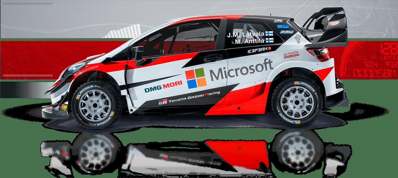 TOYOTA GAZOO Racing in 2018 World Rally Championship | Toyota Europe