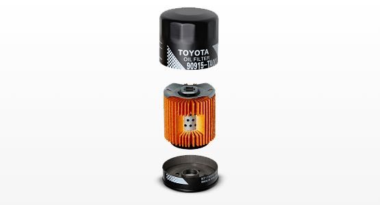 genuine oil filter