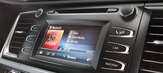 New Toyota Touch 2 multimedia system
