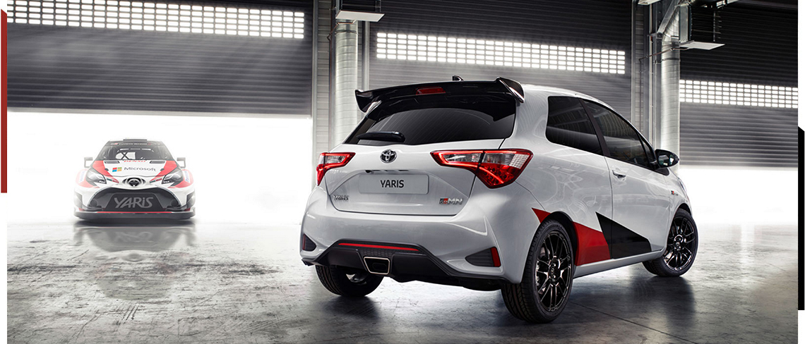 Toyota Yaris Grmn Limited Edition