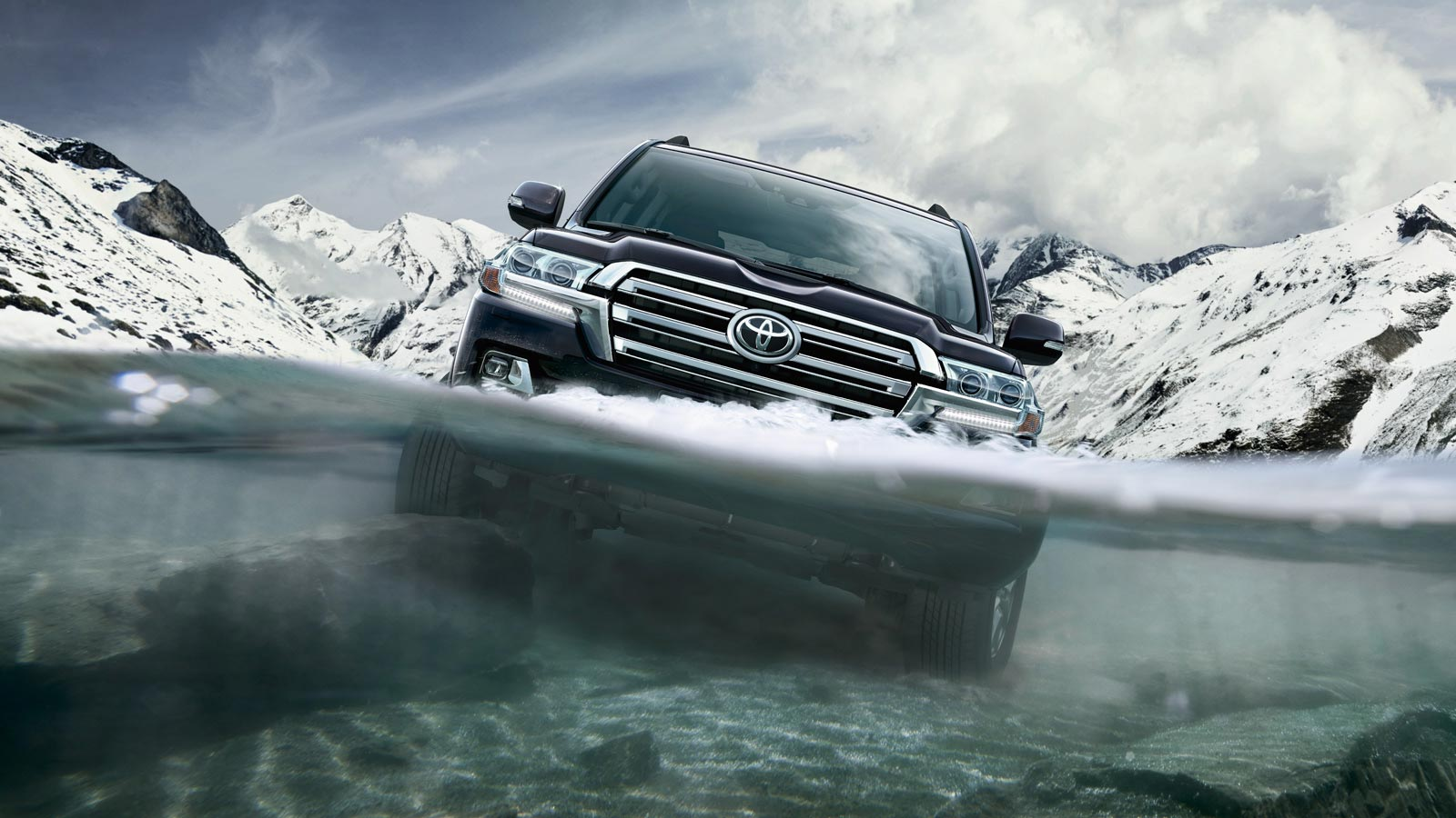 Land Cruiser V8 Overview Features Diesel Toyota Europe Logo
