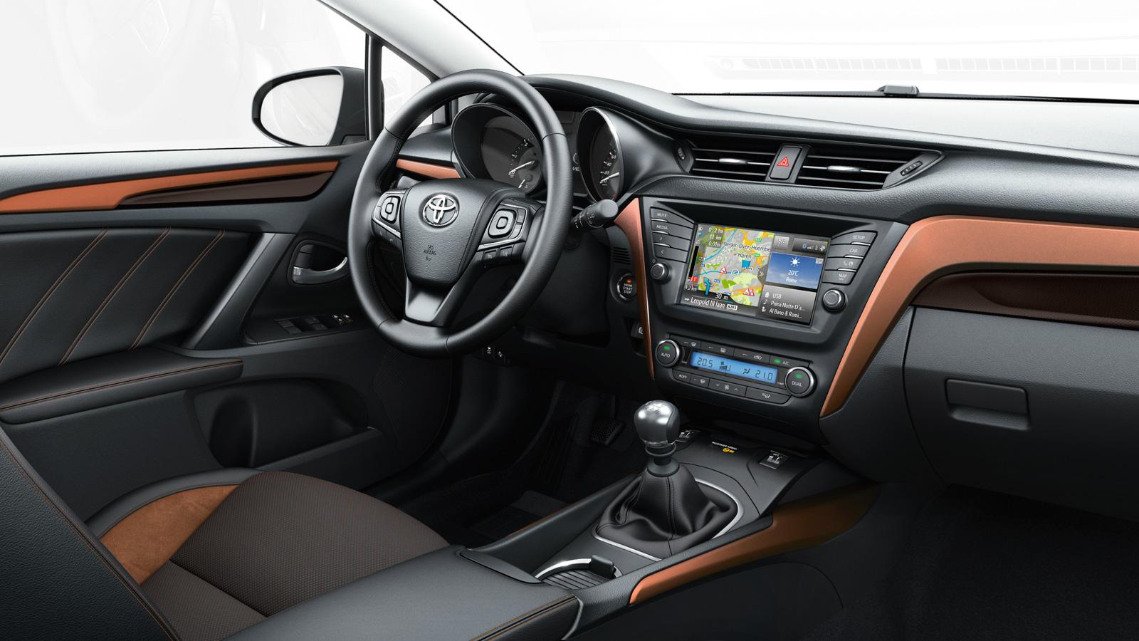 Toyota Avensis Overview Elegant Sedan Or Flexible Touring Sports Europe