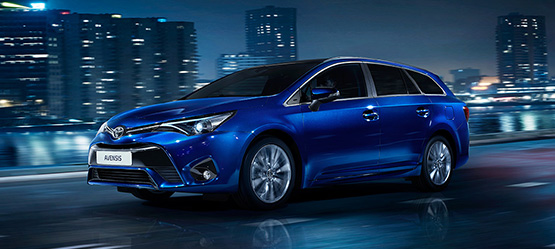 The New Avensis