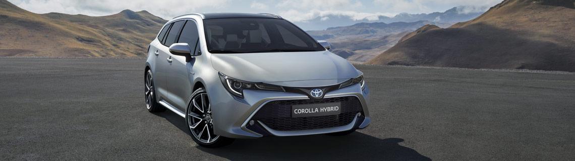 New Toyota Corolla Hybrid The Next Generation Of Hybrid Driving