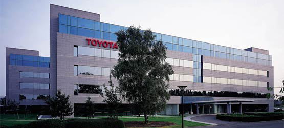 Toyota Route 4 >> Our locations - Toyota Motor Europe