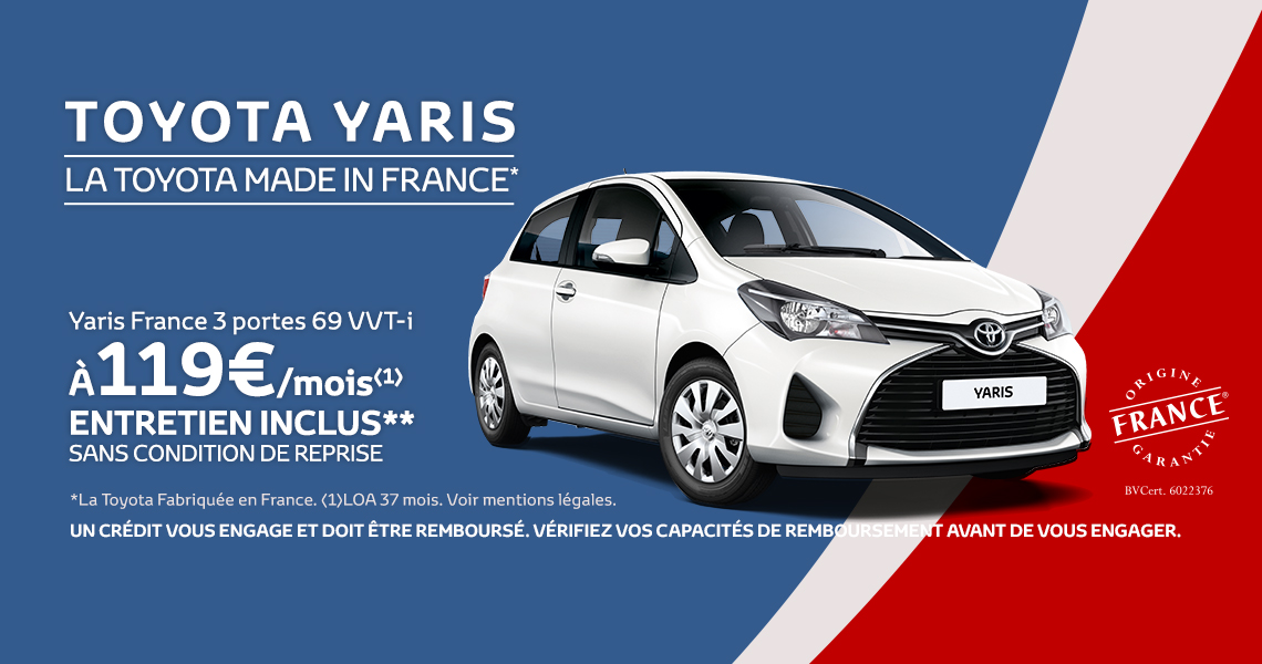 Toyota Yaris Dynamic