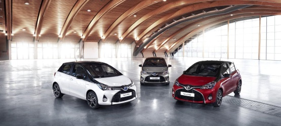 Créations Toyota Yaris