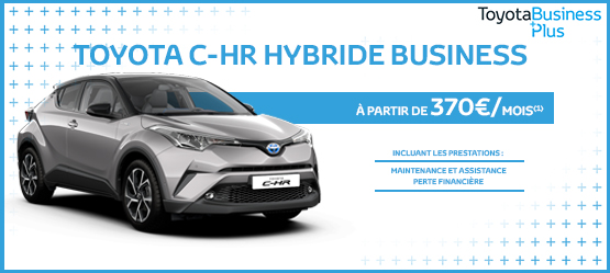Toyota C-HR Hybride Business