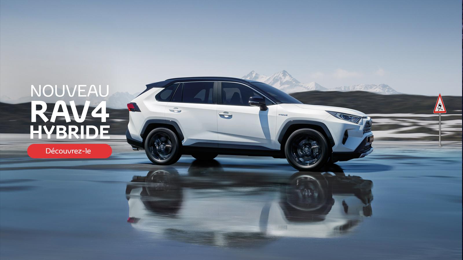 Toyota Voitures Neuves Occasions Hybrides Et Entreprise