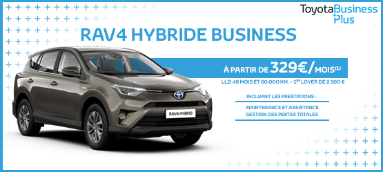 Toyota RAV4 Business
