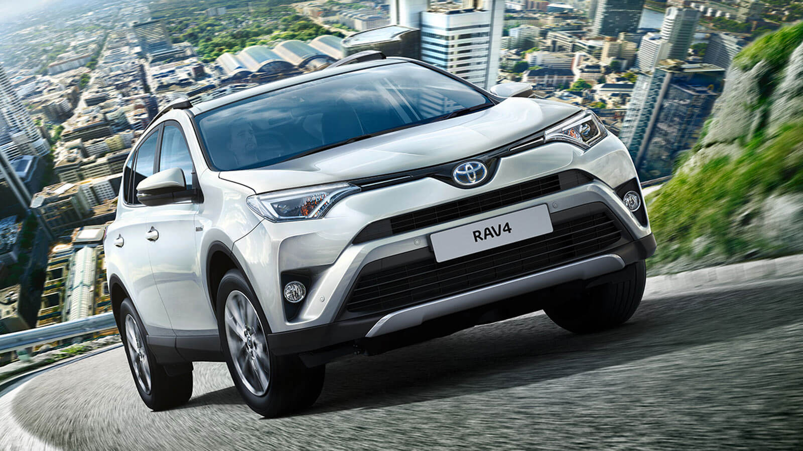 Car Categories Toyota Uk