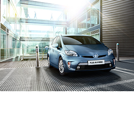 Personalise to create your perfect Prius Plug-in