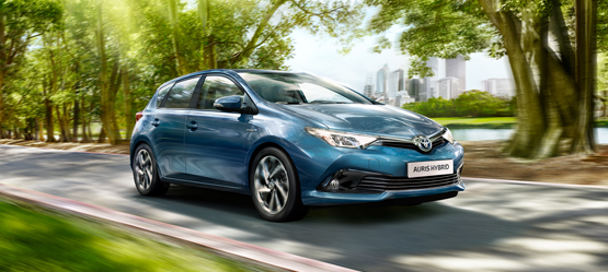 12 Reasons to choose an Auris