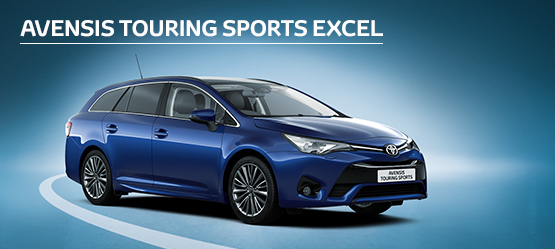 Avensis Touring Sports Excel 0% APR Representative*