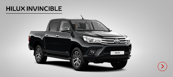Hilux Invincible (Personal Contract Hire)